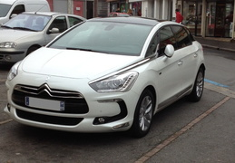 DS5 Hybrid 4 Executive Blanc Nacré/2013