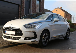 DS5 1.6HDi Business GPS+ blanc nacré/2012