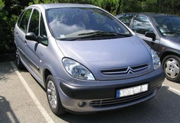 Xsara Picasso HDI 90 Grilyne