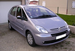 Xsara Picasso Exclusive HDI 90 Grilyne
