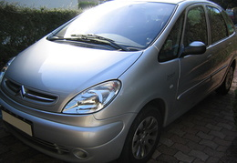 Xsara Picasso Exclusive HDI 90 Gris