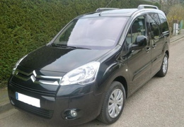 Berlingo HDI 90 FAP Multispace Pack noir onyx/2011