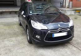 DS3 1.6 hdi So Chic, noir, pack select confort My Way