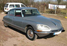 Citroën DS 23 ie Pallas