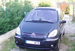 Xsara Picasso exclusive 1.6HDI 110 gris fulminator To + cuir/2007