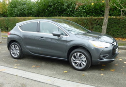 DS4 So Chic THP 150 BVA, Gris Shark, eMyWay + Rds/2012